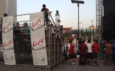 LA Streetball, Surabaya