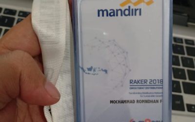 Bank Mandiri Distributions Directorate Work Meeting 2018